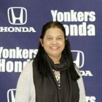Jasmine Shivprashed at Yonkers Honda - Service Center