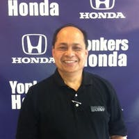 Jun Aquino at Yonkers Honda