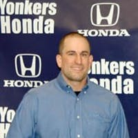 Mike Juodzevich at Yonkers Honda