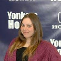 Christie  Lara at Yonkers Honda
