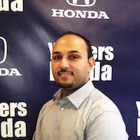Peter Messina at Yonkers Honda