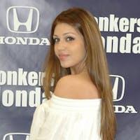 Susie Londono at Yonkers Honda