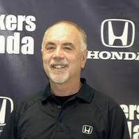 Bill Burke at Yonkers Honda