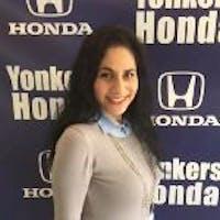 Mae Soleiman at Yonkers Honda