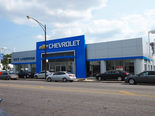 Mike Anderson Chevrolet Of Chicago >> Mike Anderson Chevrolet Of Chicago Chevrolet Service