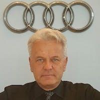 Jacek Rudzinski at Audi Hoffman Estates