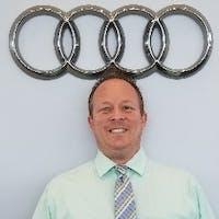 Aaron Brunson at Audi Hoffman Estates