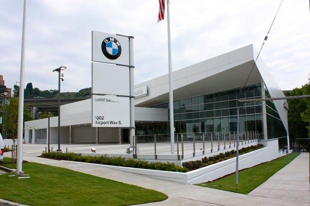 BMW Seattle, Seattle, WA, 98134
