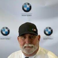 Parris Yancey at BMW of Monterey