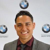 Adenewal Ledesma at BMW of Monterey