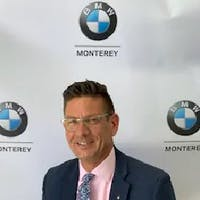 Nathan Reed at BMW of Monterey