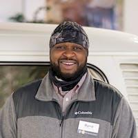 Byrd Harderman Jr at My Auto Import Center - Service Center