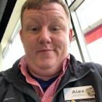 Alex Wiedenhoeft at My Auto Import Center
