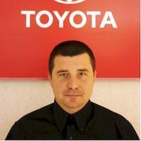 Paul Mochalin at Faulkner Toyota
