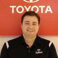 Timothy  Pinkerton at Faulkner Toyota