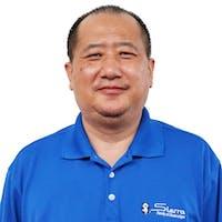 Paul Chau at Sierra Honda
