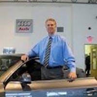 Jerry Sypkens at Elk Grove Audi