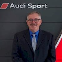 Vince Webb at Elk Grove Audi