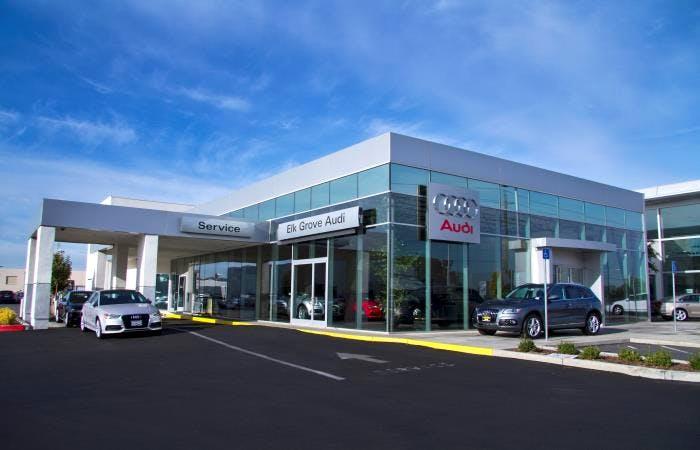 Elk Grove Audi, Elk Grove, CA, 95757