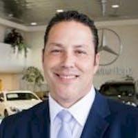 Frank Serraro at Walter's Mercedes-Benz of Riverside