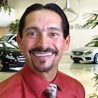 Julio Guerrero at Walter's Mercedes-Benz of Riverside