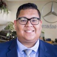 Rene Orellana at Walter's Mercedes-Benz of Riverside