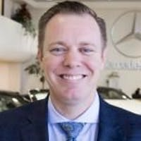 Justin  Campbell at Walter's Mercedes-Benz of Riverside