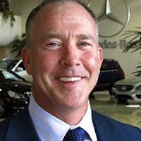 Ray Burke at Walter's Mercedes-Benz of Riverside