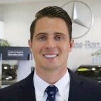 Andrew Wagner at Walter's Mercedes-Benz of Riverside
