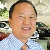 Jin Lee at Walter's Mercedes-Benz of Riverside