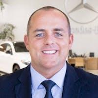 Bryan  Fitzpatrick at Walter's Mercedes-Benz of Riverside