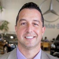 Emil Iltchi at Walter's Mercedes-Benz of Riverside