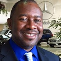 Rick Akigbe at Walter's Mercedes-Benz of Riverside