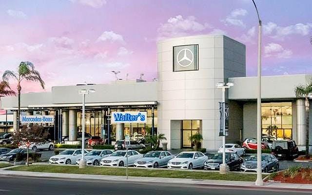 Walter's Mercedes-Benz of Riverside, Riverside, CA, 92504