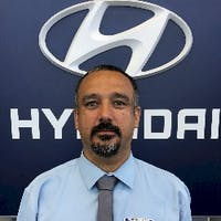 Khalid  Bashir at Norm Reeves Hyundai Superstore