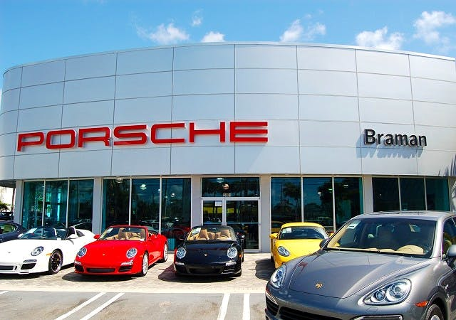 Porsche West Palm Beach, West Palm Beach, FL, 33409