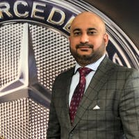 Manny Sheikh at Mercedes-Benz of North Haven
