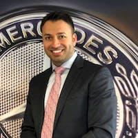 PJ Zamani at Mercedes-Benz of North Haven