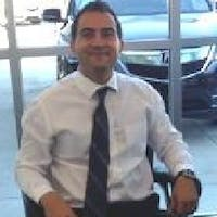 Alex Feghhi at Weir Canyon Acura
