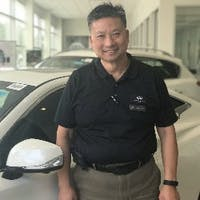 David Chin at INFINITI of Manhasset