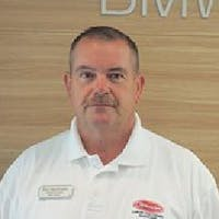 Dan Macdonald at Ferman BMW