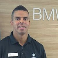 Kenny Russell at Ferman BMW