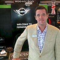 Ryan George  at Ferman BMW