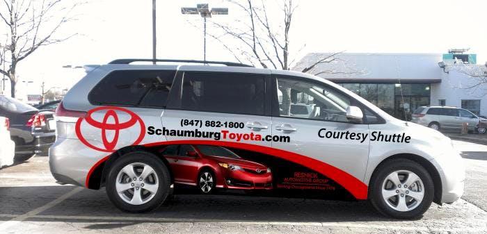 Schaumburg Toyota, Schaumburg, IL, 60194