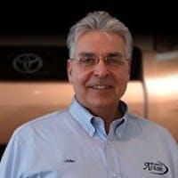 John Bernard at Acton Toyota of Littleton