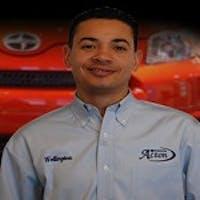 Wellington Pereira at Acton Toyota of Littleton