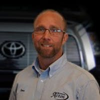 Steve Jensen at Acton Toyota of Littleton