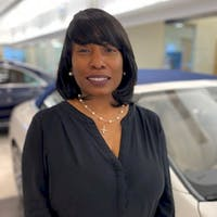 Angela Hayes  at Mercedes-Benz of Annapolis