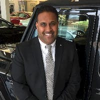 Asher Chaudry at Mercedes-Benz of Annapolis