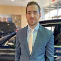 Chris Perkins at Mercedes-Benz of Annapolis